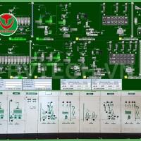 SCADA – Hệ thống điện Dây chuyền sản xuất thức ăn thủy sản