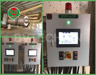 Tủ điều khiển tự động Lò Sấy dăm (Drum Dryer Control panel)